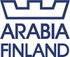 ARABIA/アラビア ロゴ